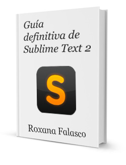 Guía definitiva Sublime Text 2